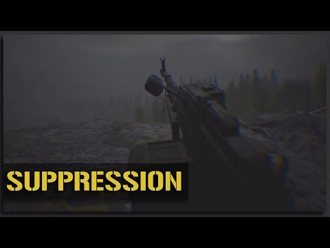A Demonstration of Suppression - Squad Gameplay Tactics and Strategies Guide
