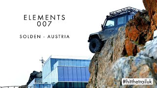 007 ELEMENTS |  Sölden Austria | JAMES BOND CINEMATIC EXPERIENCE | Ice Q | Hit the Trail - Road Trip