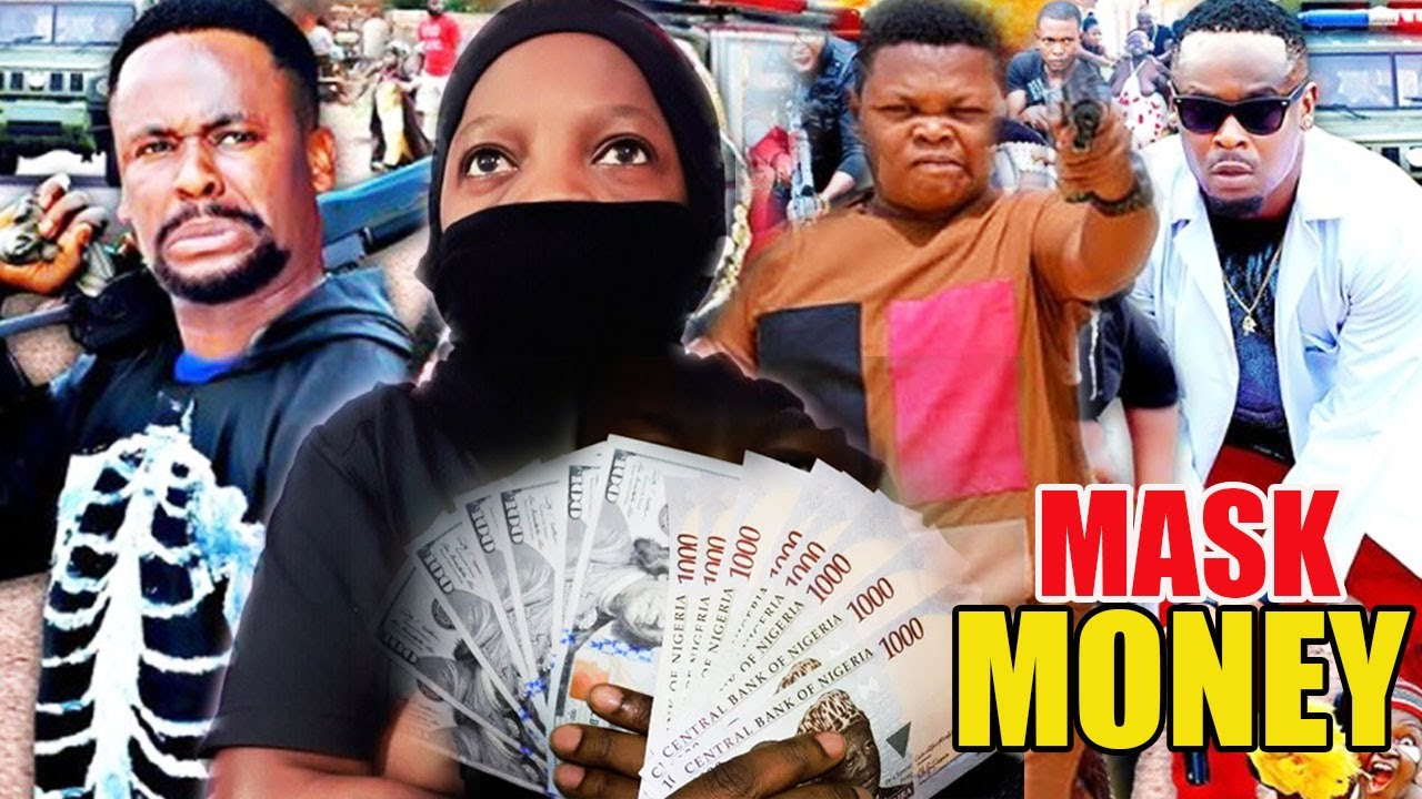 Download Mask Money Complete 1&2 - Zubby Michael & Aki And PawPaw 2020 Latest Nollywood Movies.