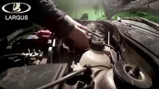 видео Замена воздушного фильтра lada 2105 (ваз 2105)
