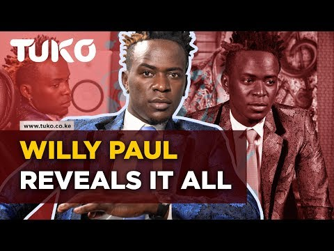 Willy Paul Interview for Tuko Buzz: Relationship, critics and going secular | Tuko TV