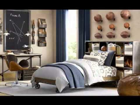 Superbe DIY Tween Boy Bedroom Design Decorating Ideas