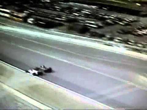 Ayrton Senna sofreu a maior ultrapassagem da história de Nelson Piquet