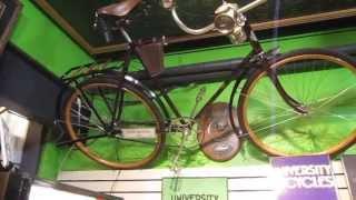 Vintage Bikes at University Bicycles in Boulder, Colorado---Part 1