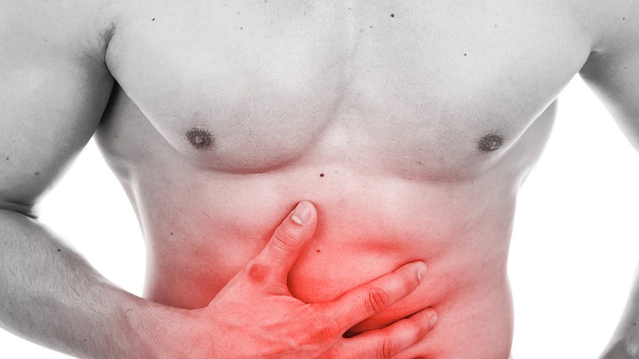 Why lower abdomen hurts 31