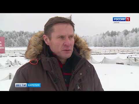 Лабинов в Костомукше