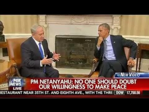 The Beast : Obama, Netanyahu seek to mend ties and emphasize need for Mideast peace (Nov 09, 2015)