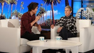Magician Shin Lim, 'AGT' Winner, Leaves Ellen Speechless thumbnail