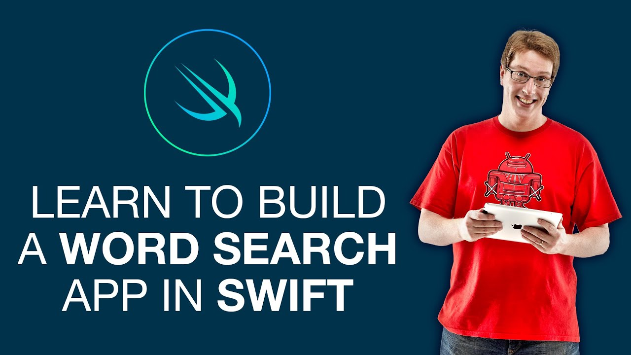 Building a word search generator with PDF rendering –Swift on Sundays February 17th 2019