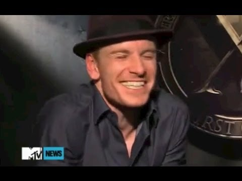 Michael Fassbender Funny Moments