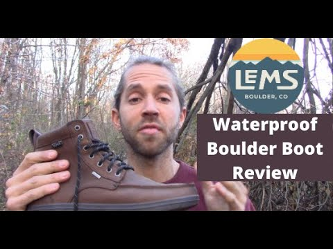 Lems Waterproof Boulder