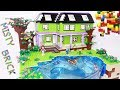 Lego Friends House by the Lake by Misty Brick.