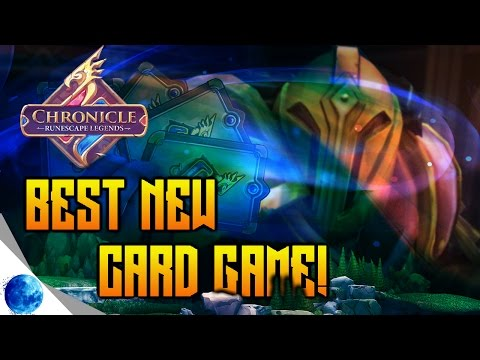 THE BEST NEW CARD GAME (Chronicle Runescape Legends Online Multiplayer PC) Full Matches