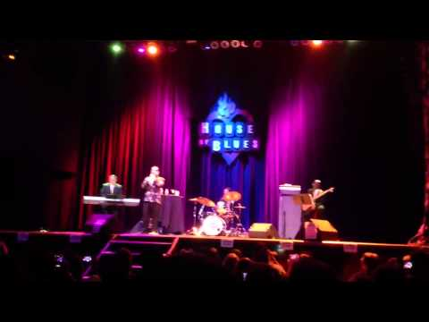 Richard Cheese Gangnam Style Live from HOB 11-18-2012