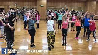 潘若廸_Funky Dance_創新挑戰 「三角舞」