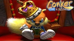 Conker Live & Reloaded - Full Game Walkthrough