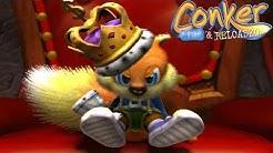 Conker Live & Reloaded - Full Game Walkthrough