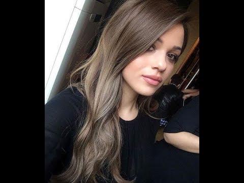 Haarfarben Aschbraun Schwarze Dunkelbraune Haare Tönen