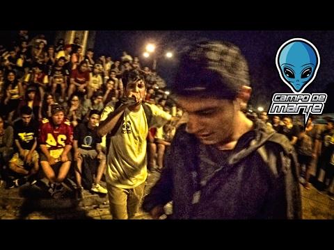OCTAVOS: Racky vs Shinto - Campo de Marte #FreestyleDelCentro
