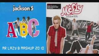 McFly Vs The Jackson 5 - Abc Star girl ( Mr Lazy B mashup 2010 ).wmv