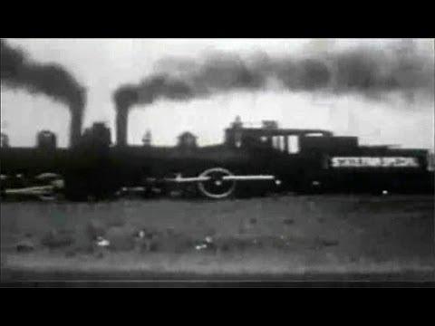 The Train Crash at Crush