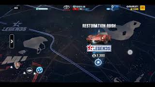 Csr2 legends quick look,. Not sure I care about it lol.