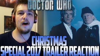 Doctor Who: Christmas Special 2017 Trailer Reaction