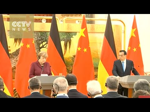 China, Germany agree to cooperate in upgrading industries