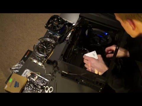 Cruncher3 - Xeon Home Server / E@H boinc cruncher