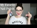 Favorite Long Wearing Nail Polish