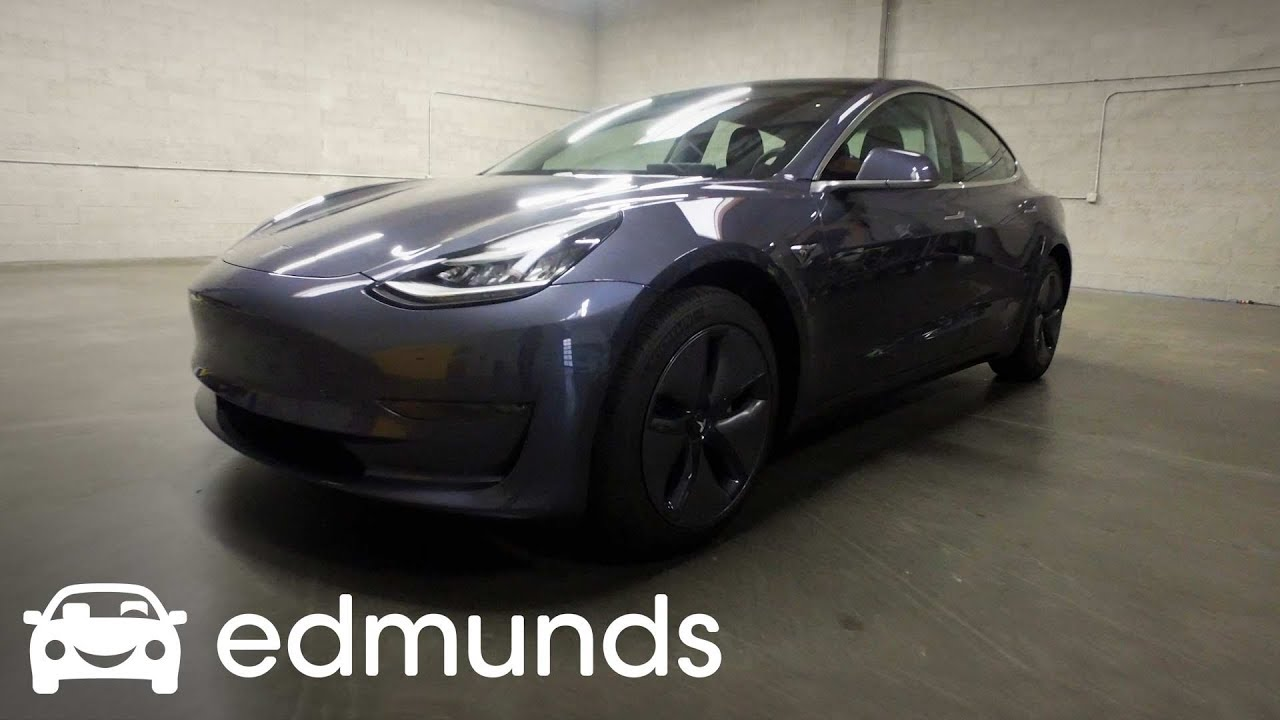 Tesla Model 3 Ing And Delivery Experience Edmunds