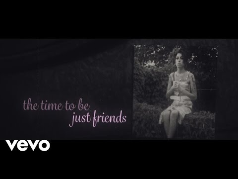 Just Friends (Lyric Video)