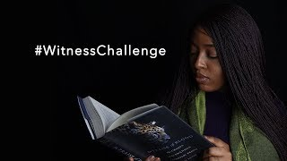 #WITNESSCHALLENGE : Rwandan Genocide 25 Years Commemoration