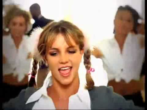 Britney Spears Baby One More Time Remix Vma Mtv