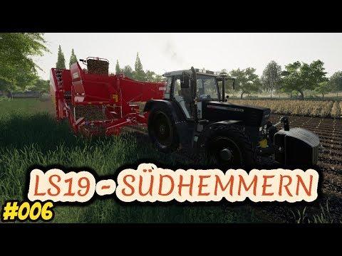 LS19 👩🏻🌾 Suedhemmern 🌻 #006 Nuer FENDT Und Miet Kartoffelernter 🚜