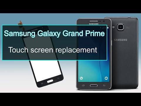 Samsung Galaxy Grand Prime Touch Screen Replacement