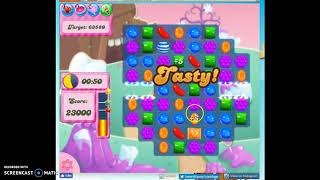 Candy Crush Level 151 Audio Talkthrough, 3 Stars 0 Boosters