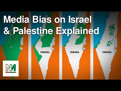 Why The Media Can't Tell The Truth On Israel & Palestine   The Bastani Factor