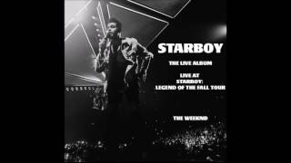 The weeknd - die for you (audio) [live at starboy: legend of fall tour]