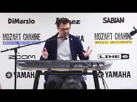 Yamaha Genos Digital Workstation Demo by Peter Baartmans