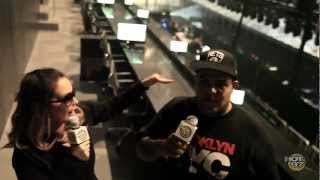 Barclay Center - EXCLUSIVE behind the scenes first look!!