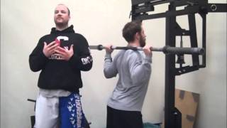 ☆ How to Squat ☆ Squat Tip #1 - Elbows Down, Chest Up