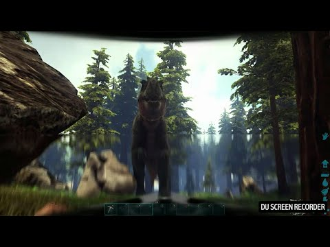 Ark Survival Evolved How To Spawn The Giganotosaurus