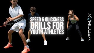 Youth Strength, Speed & Agility Training (Complete VertiMax Workout - Part 4 of 4)