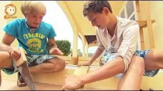 Die Jungs-WG auf Mallorca; Tag 5
