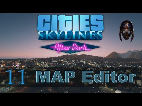 Cities Skylines After Dark :: Map editor :  Part 11 - Resources