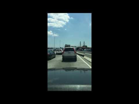 Kosciuszko bridge driving tour