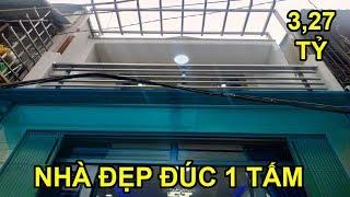 Bán Nhà Gò Vấp Nhà đẹp đúc 1 tấm giá rẻ vị trí đẹp Quang Trung P12