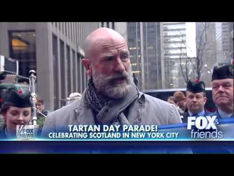 Tartan Day Parade celebrates Scotland in New York