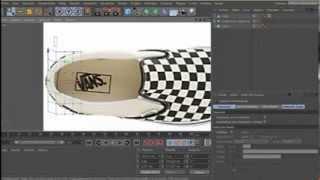 Modelando Tenis - Cinema 4D